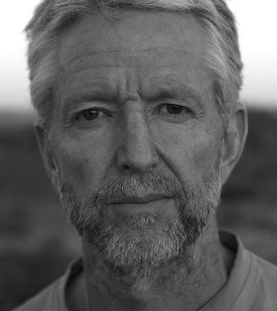 Portrait photograph of Helge Denker.
