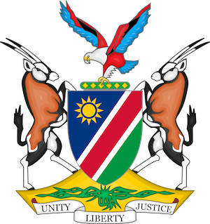Namibia coat of arms