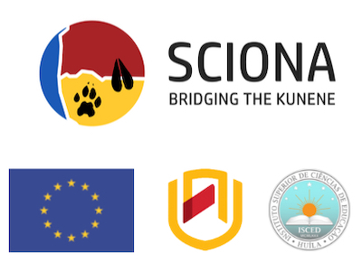 SCIONA and sponsors logos