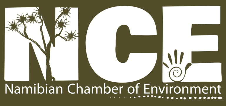 Namibian Chamber of Environment logo.