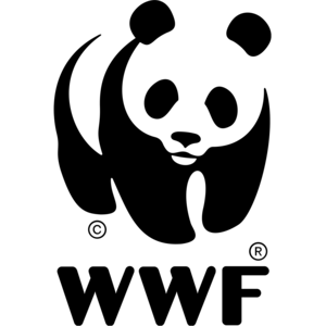 World Wildlife Fund (WWF) logo.